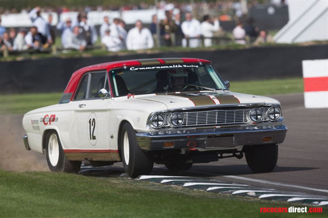 Racecarsdirect com - Holman Moody Ford Fairlane 427