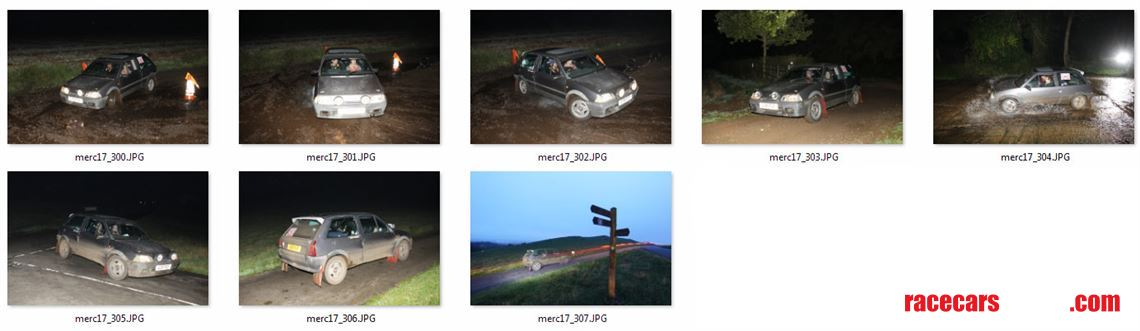A few thumbnails from the Mercian