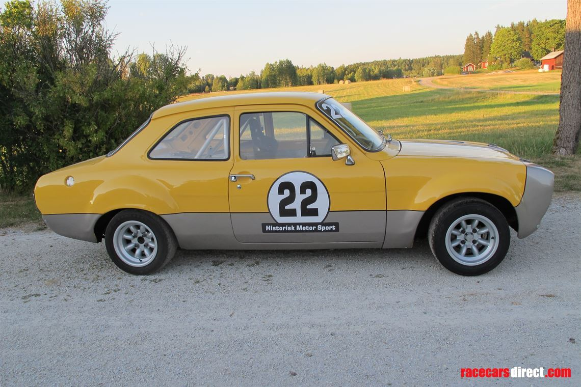 Racecarsdirect com - Ford Escort TC Period G2-70-71 FIA class CT18