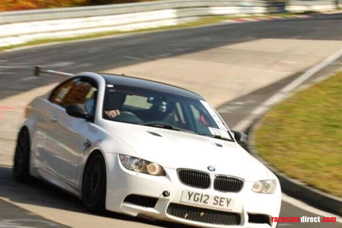 Racecarsdirect com - 2012 BMW M3 GTP PalmerMotorSport £28995 00