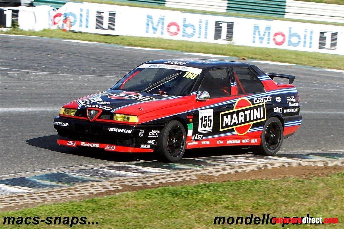 Racecarsdirectcom Alfa Romeo 155 25 V6