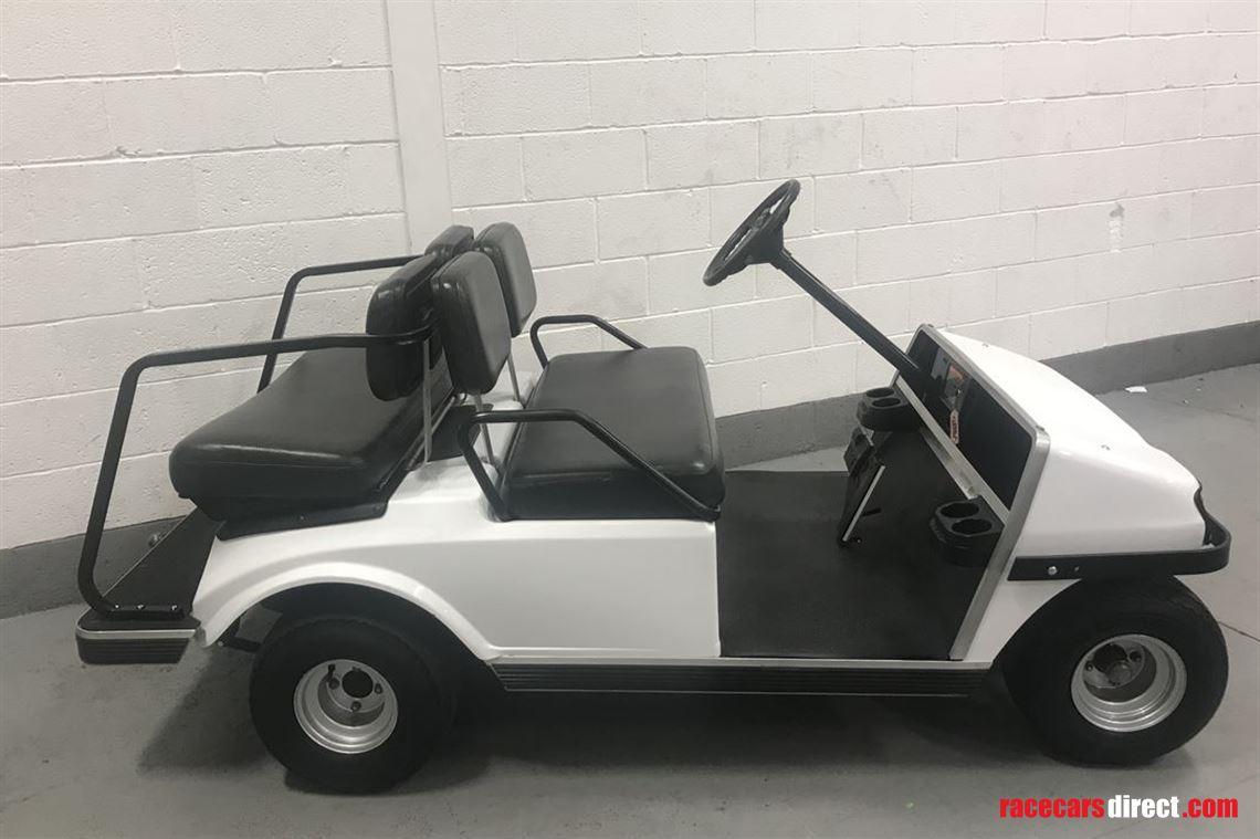 Racecarsdirect Com Club Car Petrol Golf Buggy With Towbar