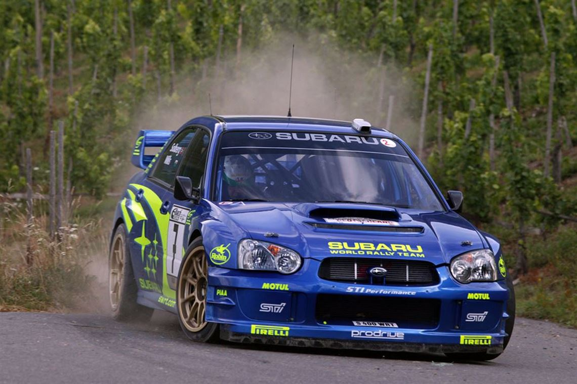 Subaru Rally Car >> Racecarsdirect Com Subaru Impreza Wrc 2003 Replica Mirrors