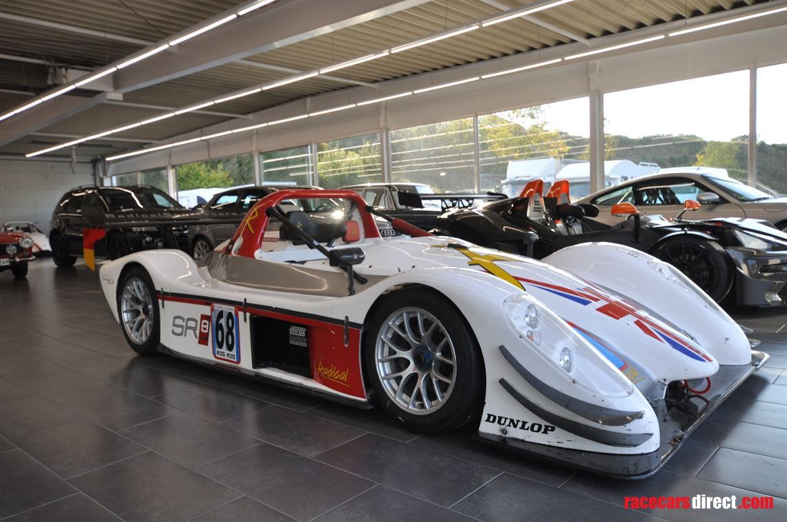 Racecarsdirect com - Radical SR8 LM, Nordschleife record holder on sale!