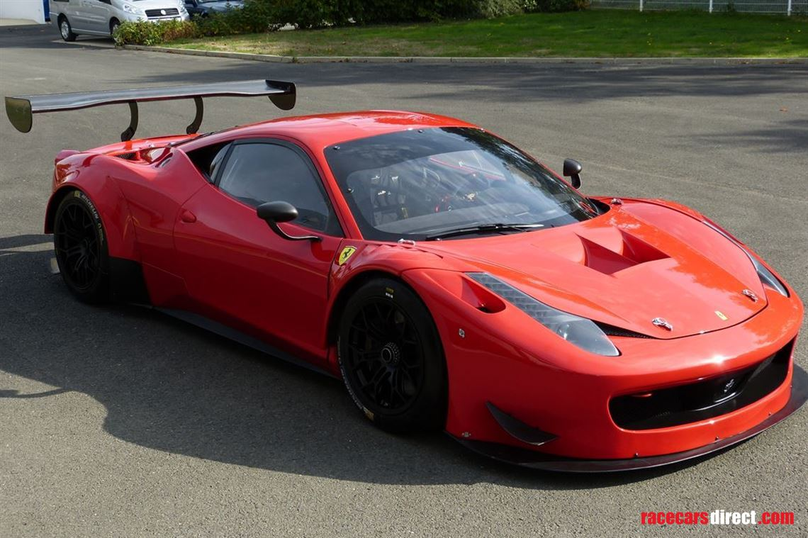 Racecarsdirect.com , Ferrari 458 GT3